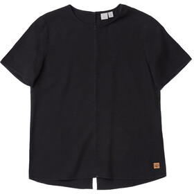 tentree Langford SS Shirt Damen meteorite black